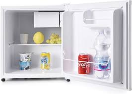 melchioni artic47lt mini kühlschrank mit gefrierschrank a leise 47l kompressor und gefrierschrank klein tragbar für schlafzimmer büro b b