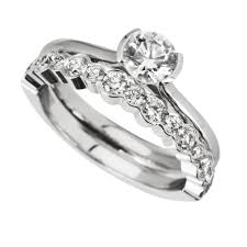 Glamorous Jcpenney Promise Ring With Wedding Rings Kay Jewelers Trio Sets