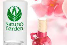 Natures Garden candleandsoap on Pinterest