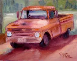 Truck Original Art Paintings - DailyPainters.com Classic Truck Trends Old Become New Again Truckin Magazine Free Stock Photo Of Vintage Old Truck Freerange Model Vintage Trucks Kevin Raber Intertional Trucks American Pickup History Pictures To Download High Resolution Of By Mensjedezmeermin On Deviantart Oldtruck Hashtag Twitter Salvage Yard Youtube Cool In My Grandpas Field During A Storm Or Screen