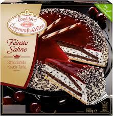 feinste sahne stracciatella kirsch torte 1400 grams