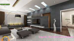 100 Modern Home Interiors Living Rooms Kitchen In Kerala Kerala