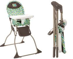 Evenflo Easy Fold Simplicity Highchair by Foldable High Chair Peugen Net