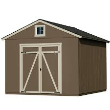 Shop Wood Storage Sheds At Lowes.com High Barn Storage Shed Ricks Lawn Fniture Wood Gambrel Outdoor Amazoncom Arrow Vs108a Vinyl Coated Sheridan 10feet By 8 Sturdibilt Portable Sheds Barns Kansas And Oklahoma Buildings Raber Vaframe Country Tiny Houses Easy Shop At Lowescom Arlington 12x24 Ft Best Kit Easton 12 X 20 With Floor
