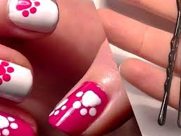 Art Designs For Teenagers Easy To Do Nail Step By Cute
