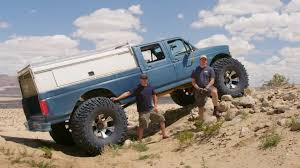 100 Ford Monster Truck Dirt Every Day Season 5 Episode 52 F354 Vs