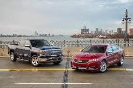 100 Best New Trucks 2014 Carscom Honors Chevrolet Impala And Silverado