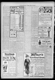 times democrat from new orleans louisiana on february 26 1911
