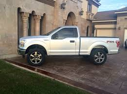 2016 F150 single cab FX4 F150online Forums