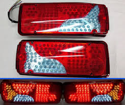 Lorry And Truck Rear Lights | EBay 5x Led Semi Truck Roof Cab Marker Clearance Light Assembly Amber Interior Led Lights Led Lights 2 Inch Round Kenworth Install Youtube Freightliner Peterbilt Western Star 4x6 Chrome Big Rig Shop Lighting And Best For Trucks And 10 Collection Penske Installing Trucklite Headlights On 5000 Rental Commercial Parts Ebay Bestchoiceproducts Rakuten Choice Products 12v Ride On Car