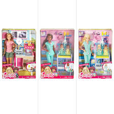 Barbie Careers Doll Assorted BIG W
