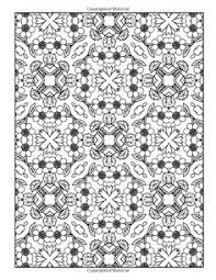 Popping Designs Advanced Adult Coloring Book Beautiful Patterns Books