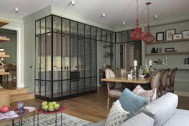 deavita offene küche vom wohnzimmer abtrennen