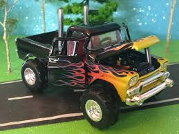100 64 Gmc Truck 1 Custom Lifted Paint G5 Lift Kit 1958 GMC Suburban Etsy