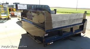 Rugby Dump Bed | Item K2087 | SOLD! October 12 Vehicles And ... 2018 Rugby 11 Ft Flatbed Truck Body For Sale Auction Or Lease Ford Work Trucks Vans Scarsdale Ny Inc Springfield Lincoln Commercial And Dump Bodies North Central Bus Equipment New 2017 Ram 5500 Regular Cab In Frankenmuth Mi This F550 Looks Great With A Rugby Manufacturing 4yard Dump Body Sr5020 Hoists Versarack Landscaping Dejana Utility Martin Contractor Dumps Accsories