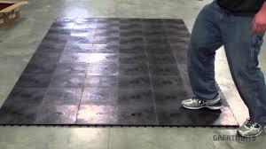 Rosco Adagio Dance Floor by How To Install Cushioned Dance Floor Subflooring Greatmats Home
