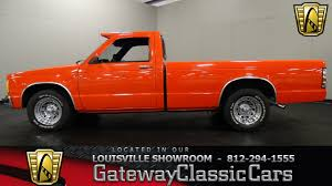 1982 Chevrolet S10 - Louisville Showroom - Stock # 1164 - YouTube 9496 S10 6ft Bed Chevrolet Questions What Does An Automatic 2003 43 6cyl Check Out Customized Jb64oldss 1992 Regular Cab Short Longbed Cversions Stretch My Truck 30 Best Of Chevy Dimeions Chart Gray Pick Up Tonneau Cover Isolated Stock Photo Image Of 5 Summer Projects For Under 5000 Sold 2002 92k Miles Meticulous Motors Inc Chevy S10 Pickup Superfly Autos Used Accsories For Sale