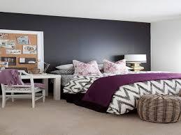 lila und grau schlafzimmer deko ideen lila und grau