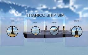 titanico ship sim android apps on google play