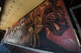 recorre aquí todos los murales de san ildefonso el financiero