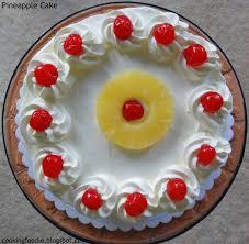 Pineapple Cake semi homemade