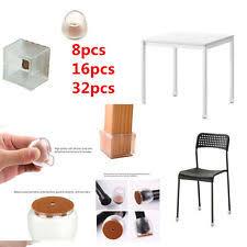 Rubber Chair Leg Protectors For Hardwood Floors by Chair Floor Protectors Ebay