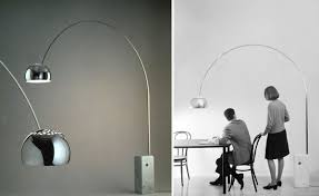 Curved Floor Lamps Uk by Flos Italian