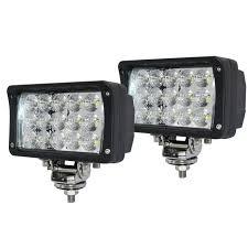 100 Led Work Lights For Trucks Amazoncom JAHURD Work Lights For Truck 2 PCS 6 Inch
