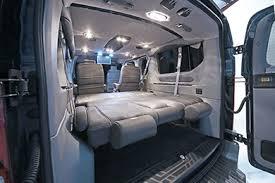 Ford Explorer Transit Rear Seat Down