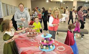 Pumpkin Festival Beckley Wv by Slideshow Tea Party With Characters From The Nutcracker News