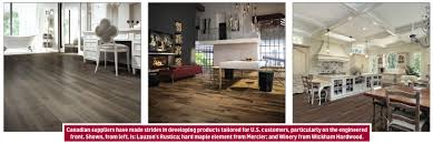 Lauzon Hardwood Flooring Distributors by Hardwood State Of The Industry U2014housing Sector Engineered Sales