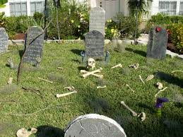 Funny Halloween Tombstones Epitaphs by Help Me Decorate For Halloween