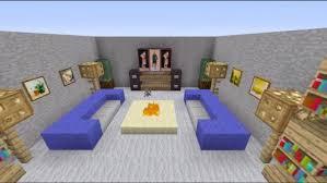 Minecraft Living Room Designs Java Edition Living Room