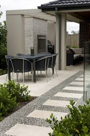 What Do You Think Of This Outdoor Tile Idea I Got From Beaumont ... Tiles Exterior Wall Tile Design Ideas Garden Patio With Wooden Pattern Fence And Outdoor Patterns For Curtains New Large Grey Stone Patio With Brown Wooden Wall And Roof Tile Ideas Stone Designs Home Id Like Something This In My Backyard Google Image Result House So When Guests Enter Through A Green Landscape Enhancing Magnificent Hgtv Can Thi Sslate Be Used