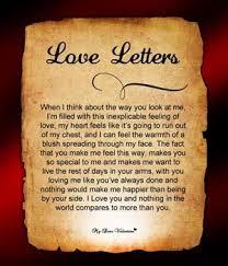 Love Letters for Him Romantic Love Letter for Boyfriend