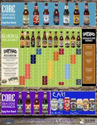 Schlafly Pumpkin Ale Release Date 2017 by Updated 2016 Craft Beer Release Calendars