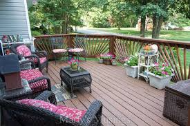 Stunning Pallet Deck Ideas Budget Decorating For The Large Version
