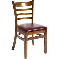 Webbed Lawn Chairs With Wooden Arms by Restaurant Chairs Commercial Chairs For Sale