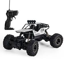 100 Kids Monster Trucks US 2082 21 OFF28cm 27GHz Vehicles Toy RC Car Shock Resistant Buggy Truck Gift Climbing Off Road Four Wheel Crawler Funny Non Slipin