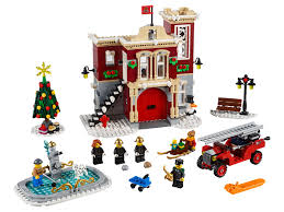 100 Lego Fire Truck Instructions Winter Village Station 10263 Creator Expert LEGO Shop