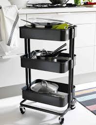 IKEA Kitchen Cart Rolling