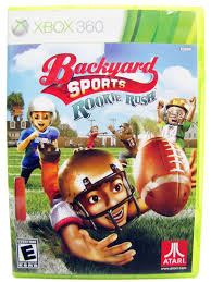 XBOX, My Generation Toys Backyard Football Humongous Ertainment Outdoor Fniture Football 10 Nintendo Wii 2009 Ebay Backyard Rookie Rush Playthrough One Quest To Start A Sports Rookie Rush Air Mail Youtube Injured Player Backyard Football Funny Moments Xbox 360 Review Any Game Amazoncom Sandlot Sluggers Video Games Punting Perfection Download Ppare For Battle