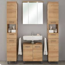 badezimmer möbel serie recife 66 in riviera eiche quer nb selbst zusa