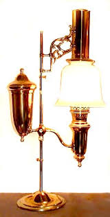 Aladdin Kerosene Lamp Model 23 by Aladdin Lamp Model 4