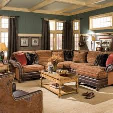 Rustic Style Sectional Sofas