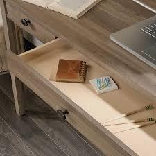 Sauder L Shaped Desk Salt Oak by Desk Salt Oak Desk With Voguish Sauder 418213 County Line Salt
