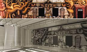 David Alfaro Siqueiros Murales by Siqueiros Mural Shade Structure
