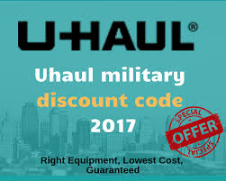 Uhaul Military Discount Code 2017 - Get Amazing 80% Off ...