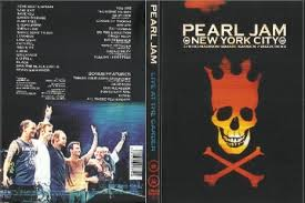 Pearl Jam Live At The Garden Cover Movie Pearl Jam Live at the