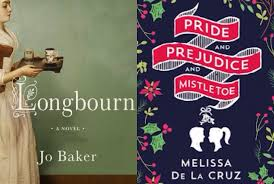 Longbourn Film On Pre Production And A New Pride Prejudice Mistletoe Book TV Movie In The Works